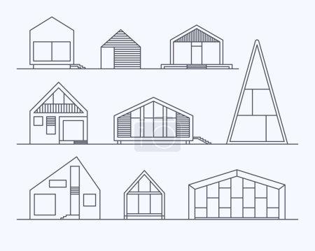 Tiny houses linear 1