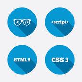 Programmer coder glasses