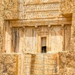 The unfinished tomb at Naqsh-e Rustam an ancient n...