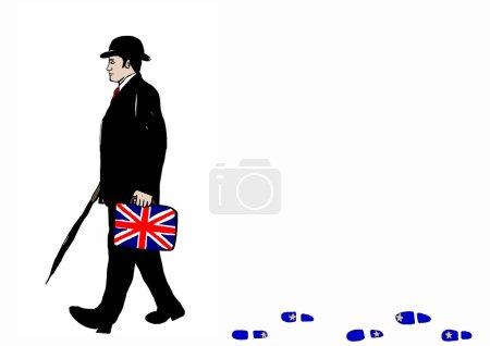 Image of an english business man