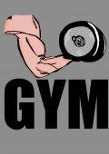 Gym arm