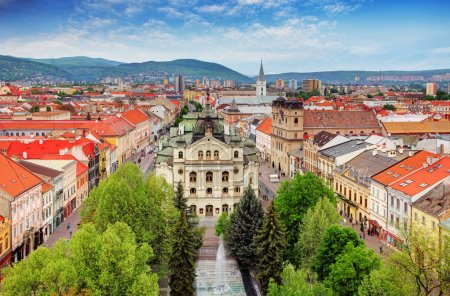Kosice - Slovakia...