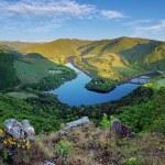 Lake Ruzin in Slovakia countryside near Kosice...