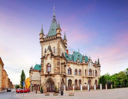 Slovakia, Kosice - Jakabov Palace...