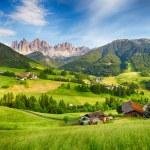 Dolomites alps, Mountain - Val di Funes...