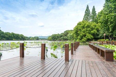 enchanting West Lake in Hangzhou