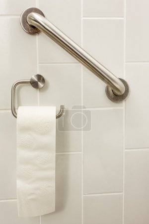 toilet paper bar