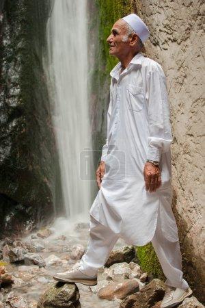 Photo Tajik man in Mafmurud-Kandy