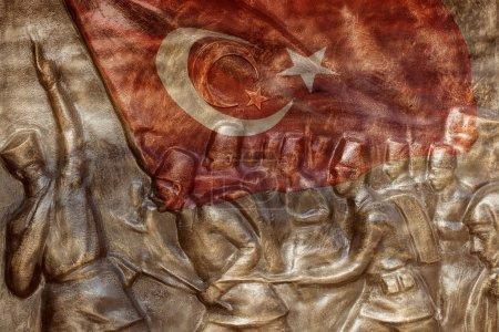 Great Turkish flag