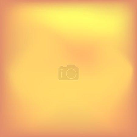Illustration pour Résumé Trier fond orange. Modèle orange flou - image libre de droit
