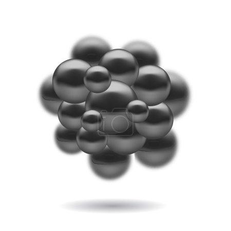 Molecules Spheres