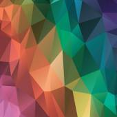 Abstract geometric background space