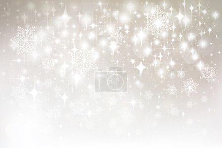 Photo pour Noël fond briller . - image libre de droit