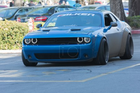 Dodge Challenger modified