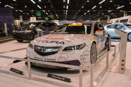 Acura TLX GT Race at