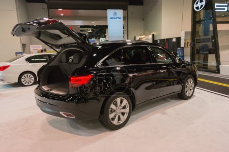 2015 Acura MDX at the
