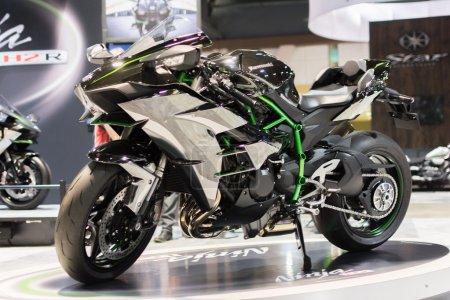Кавасаки ниндзя Н2 мотоцикла 2015