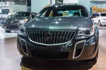 Buick Regal GS AWD 2015