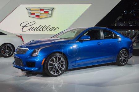 Cadillac ATS Sedan car on