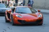 McLaren Mp4 na displeji