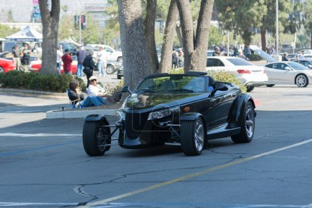 Chrysler Plymouth Prowler car on