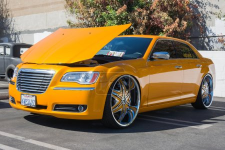 Chrysler 300 custom
