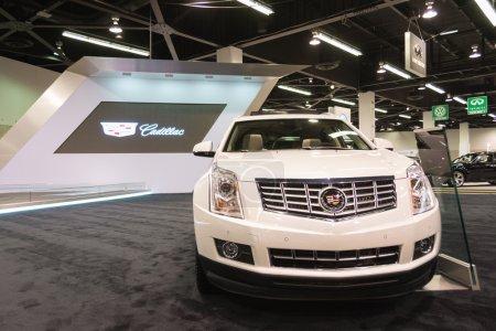 2015 Cadillac SRX SUV on