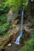 Vodopád v Lillafured parku