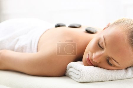 Hot stone massage, Swedish massage