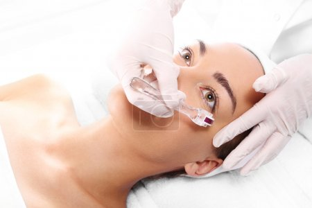 Wrinkle Reduction, Mesotherapy