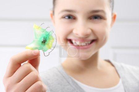 Child orthodontist