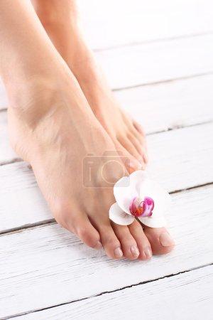 Women's feet