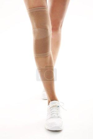 Knee brace, rehabilitation and orthopedics