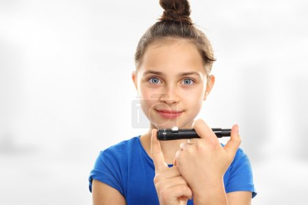Examine blood sugar levels. Prevention of diabetes in children