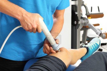 Iontophoresis, treatment and rehabilitation