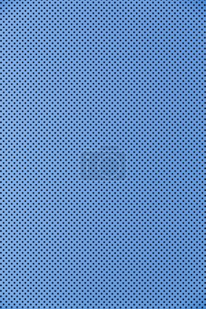 Blue color Perforated metal sheet
