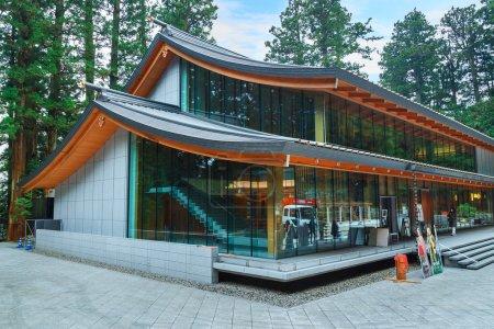NIkko Toshogu Museum in Nikko, Japan