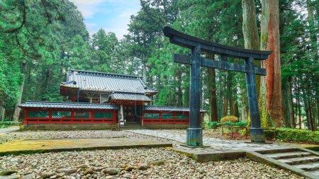 Okariden - Temporary Shrine at Nikko World Heritage Site in Nikko, Tochigi, Japan
