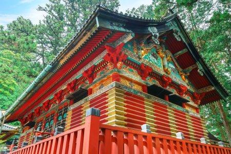 Toshogo Shrine in Nikko, Japan