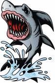 Velký žralok, samostatný