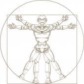 mechanical man construction