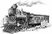 old steam machine