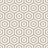 Hexagons texture Seamless geometric pattern