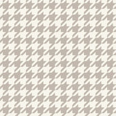 Pied de Poule checks Hounds-tooth seamless vector pattern