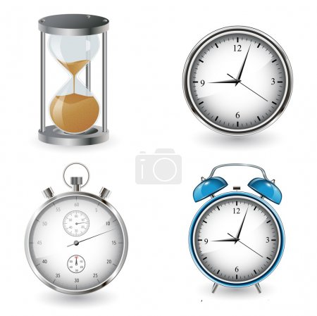 Clock and watch collection