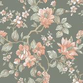 """Постер, картина, фотообои """"весенний цветочный образец сада"""""""