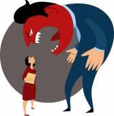 Verbální agrese proti ženské zaměstnance