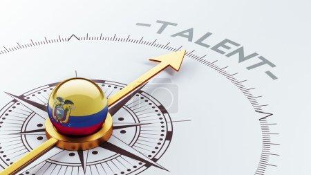 Photo pour Concept de boussole haute résolution Equateur - image libre de droit