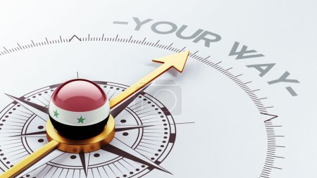 Syria Your Way Concept