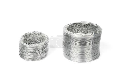 aluminum veltilation pipes